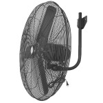 Ventilador Industrial Pared o Muro Air Master - SKU: PP9000-MG
